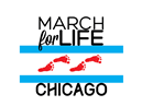 March for Life Chicago logo