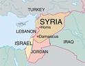 Syria-Area-Map