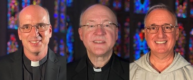 Pope Francis names three new auxiliary bishops for the Archdiocese of Chicago