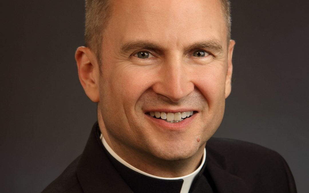 Pope Francis names Auxiliary Bishop Ronald Hicks, vicar general of Archdiocese of Chicago, as Bishop of Diocese of Joliet